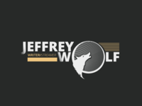 Jeff Wolf - Logo Design