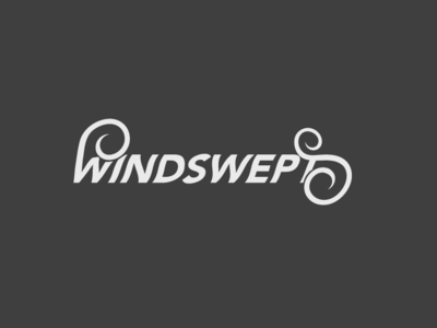 Windswept - Logotype Design