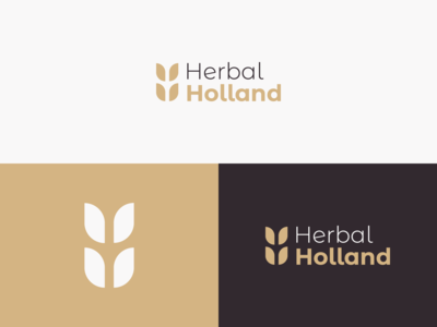 Herbal Holland - Logo Proposal