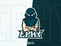 EPHY Mascot Logo