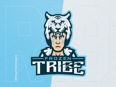 TRIBE Mascot Logo