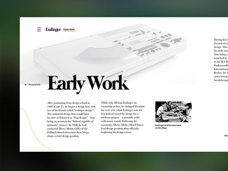 Imported Apples: iPad Publication esslinger tablet e-reader publication ipad