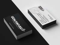 Gemaware Business Cards