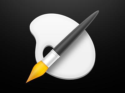 Personalize Icon launcher icon personalize paintbrush paint