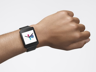 Android Wear – Albumen google android wear watch face moto360 albumen ustwo
