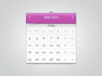 Google Calendar Skin