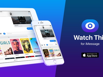 Watch This for iMessage tv ios 10 ios imessage
