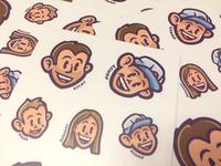 Fam Stickers