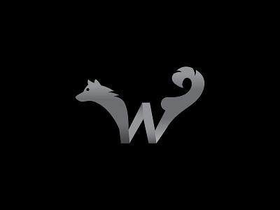 wip logo wolf