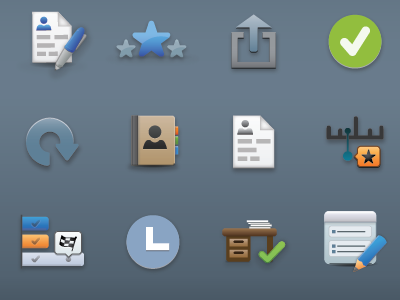 App Icons icons digital illustration