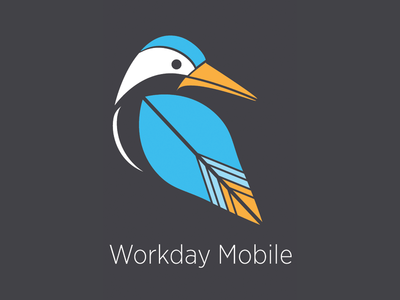 Workday Mobile Graphic