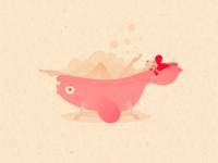 Bubblebath time