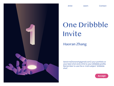 1 Dribbble Invite invites invitation invite dribbble invites dribbble invite giveaway draft debut dribbble invitation dribbble invite dribbble dark robot website web gradual change flat design ui vector illustration