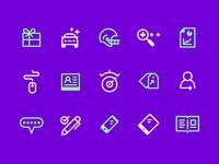 cars.com icon set