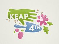 keap & 4th cmty garden