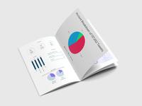 A4 Bifold Brochure magazine buy presentation editorial graphic design prints booklet brochure a4