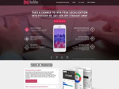 HiveMind Localization Application design agency creative agency web design agency development agency web design design agency translation service localization