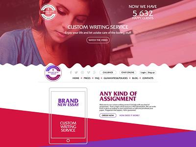 BrandNewAssay Custom Writing Service agency web design website creative agency web design agency development agency design agency web design assignment experts writing services