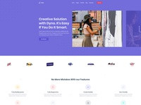 Dyno - Creative Multipurpose Html5 Template