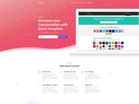 Seo Homepage for Dyno Html Template