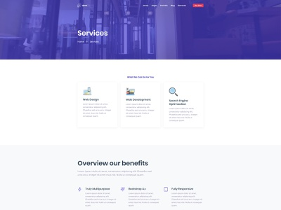 Corporate Service Page for Dyno Html Template service page multipurpose multi purpose website web design agency web design ux ui development agency design agency web html 5 dyno design agency corporate business business agency business and finance business multipurpose template