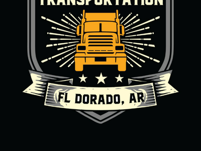 T-shirt for Transportation company truck trucker cool funny