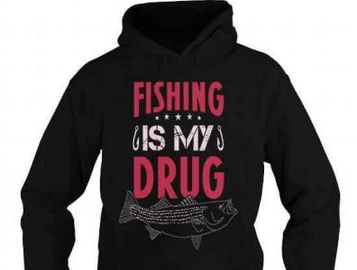 Fishing is my drug t-shirt funny complex gift cool bassfishing bass fishinglife fishingtime fishinglovers fisherman fishing fish