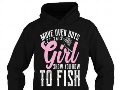 Girl show you how to fish t-shirt funny complex cool bassfishing abss fishingday fishinglife fishingtime fisherwoman fishergirl fishing fish