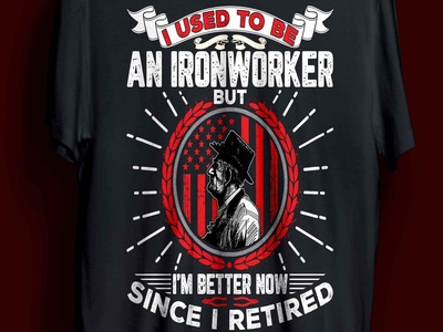 IRONWORKER T-SHIRT DESIGN