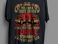 yes i am a truck driver