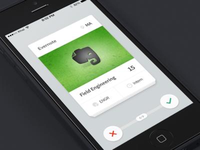 Fairsey iOS Job Browsing
