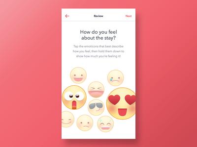 Emoticon Rating System