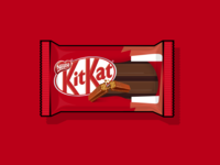 Kitkat - Wrapper Redesign