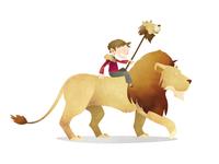 Wild Adventure Lion
