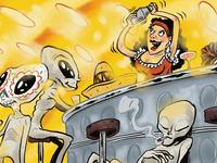 Alienparty