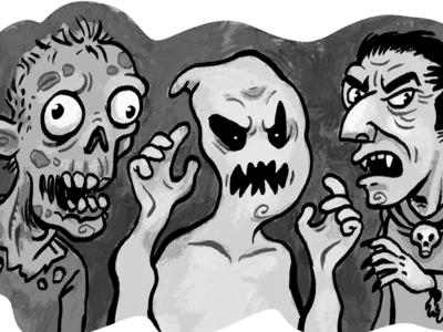Erik's monsters