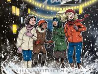 Jakten på julen cover illustration