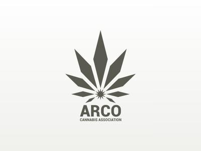 Arco flat minimal vector logo design branding