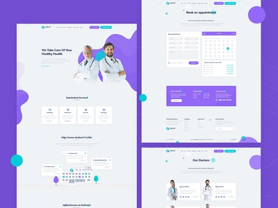 Medical Center Template