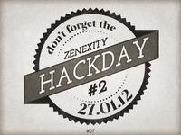 hackday reminder