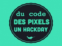 Du code, des pixels, un hackday !