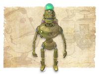 Brass Bot Final