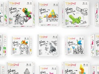 TRIDO Packaging design