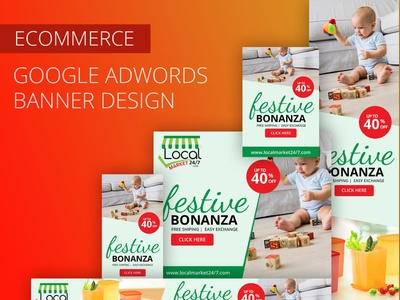 Ecommerce Google Adwords Banner banner ad google ads google ad banner ppc banner ppc