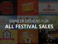 Emailer Designs For All Festival Sales