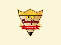 Pub Champions Trivia League Crest