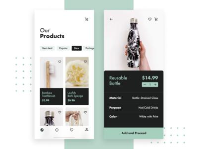 Eco Shop App