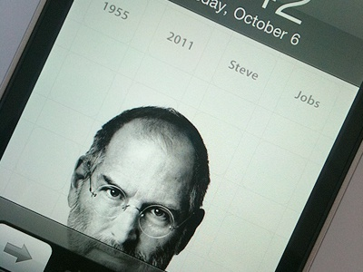 Steve Jobs Iphone Wallpaper By Adrian Myburgh On Dribbble