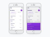 Indie Broker Dashboard - Prospective Clients