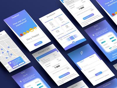 IOT App appdevelopment app ux design